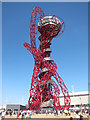 TQ3784 : ArcelorMittal Orbit, Olympic Park by Oast House Archive