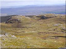 NH2630 : Rocky knolls east of Carn Loch na Gobhlaig above Glen Affric by ian shiell