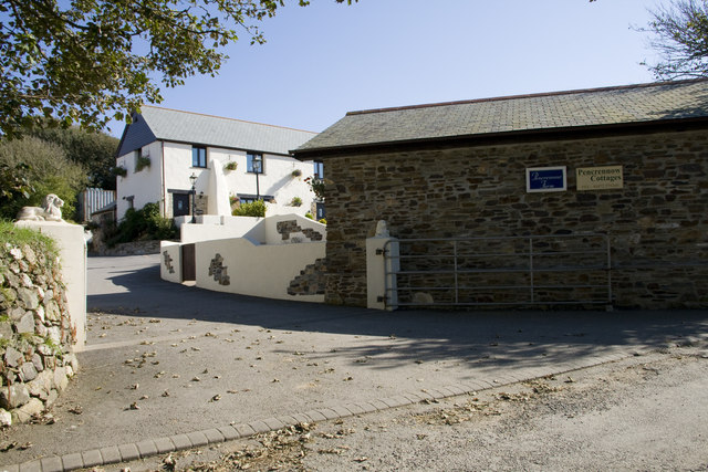 Pencrennow Farm holiday cottages