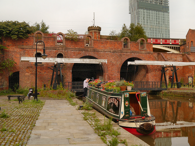 Bridgewater Canal, Grocers' Warehouse