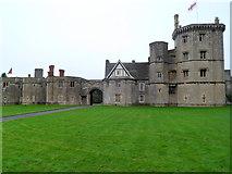 ST6390 : Thornbury Castle Hotel by Jaggery