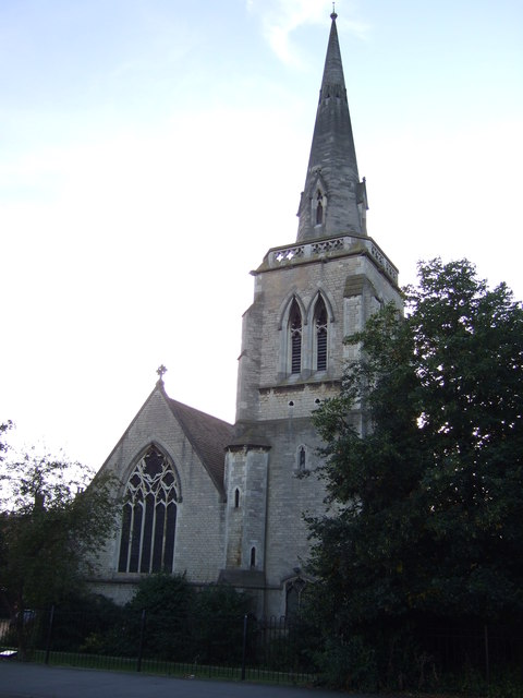 St Mark's Church, Lincoln Road, Peterborough
