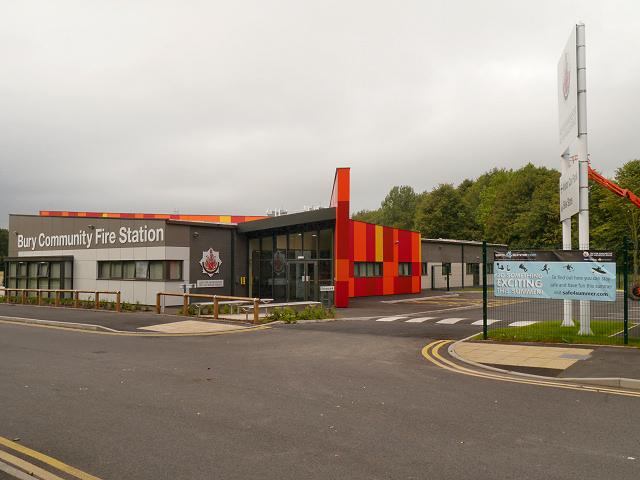 Bury Community Fire Station