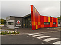 SD8011 : Community Fire Station by David Dixon