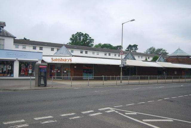Sainsbury's, Cranleigh