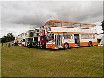 SD8203 : Trans Lancs Rally, Heaton Park by David Dixon