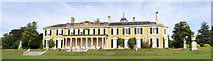 TQ1352 : Polesden Lacey, South Face by Len Williams