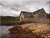 NM7047 : The Boathouse , Ardtornish by David Baird