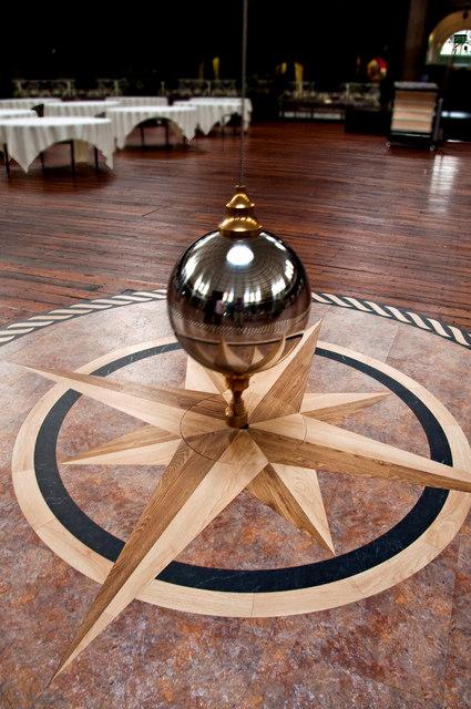 Foucalt Pendulum - Buxton