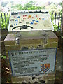 TQ4110 : Viewing platform for the Battle of Lewes 1264 by Marathon