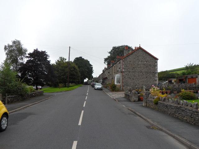 Housing in Endmoor