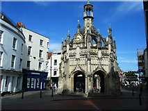 SU8604 : Chichester Market Cross by Colin Pyle