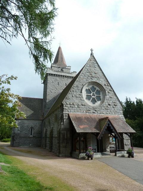 Crathie Parish Church