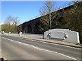 SP3065 : East parapet of Prince's Bridge by Robin Stott
