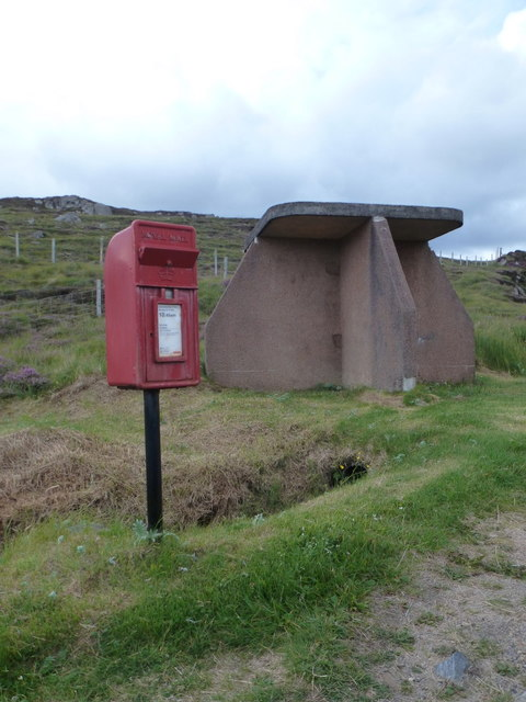Kirivick: postbox № HS2 57