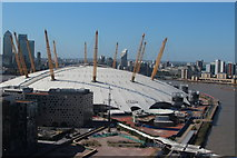 TQ3980 : North Greenwich Arena by Oast House Archive