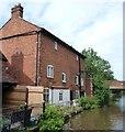 SO9466 : House by bridge 42 [Westonhall Road] by Christine Johnstone