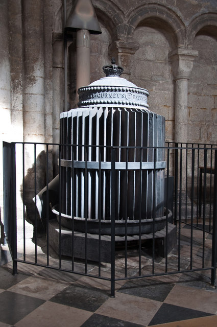 Gurney Stove Ely Cathedral 169 Mick Lobb Cc By Sa 2 0