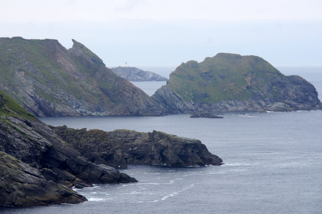 The Noup from Hill Ness