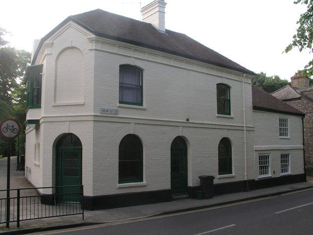 Sandwich, New Street, former Sandwich Arms
