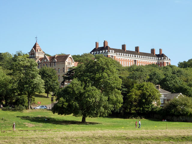 The Petersham and the Royal Star and Garter Home