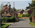 SK7460 : Mill Lane, Caunton by Andrew Hill