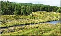 NN4252 : Abhainn Duibhe View by Mary and Angus Hogg