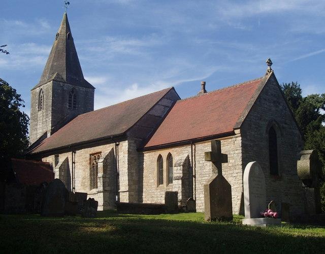 Church of St Radegund, Maplebeck
