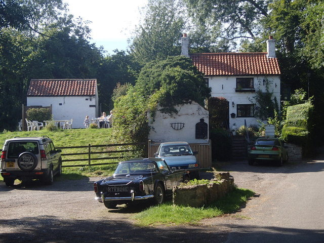The Beehive pub, Maplebeck