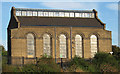 TQ5980 : Stifford Pumping Station by Roger Jones
