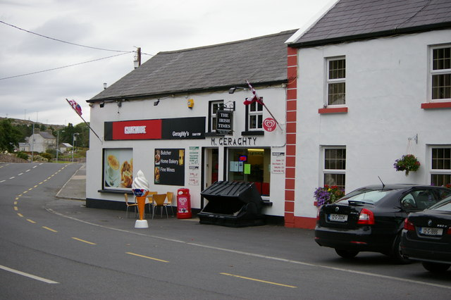 Geraghty's Store at Carna