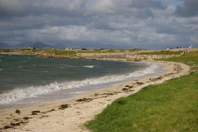 Beach near Dumhaigh Ithir