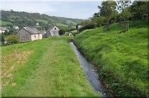 SY1988 : Manor Mill Stream by Ashley Dace