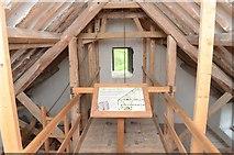 SY1988 : Manor Mill - Bin Floor by Ashley Dace