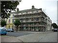 NY1053 : A former public house on Esk Street, Silloth by Ian S