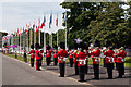 TQ4377 : Band of the Scots Guards  by Ian Capper