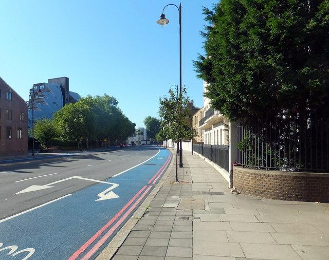 Grosvenor Road, Pimlico