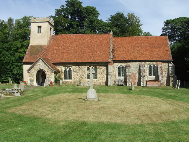 St Ethelbert and All Saints, Belchamp Otton