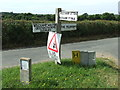 TL8040 : Finger Post by Keith Evans