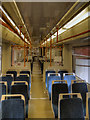 SD8400 : Inside Metrolink Prototype 1000 by David Dixon