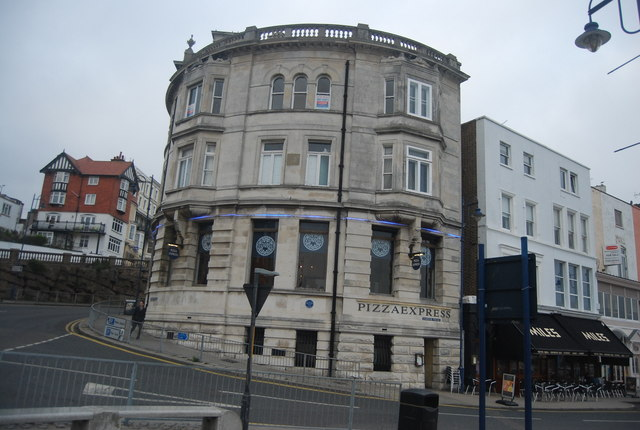 Pizza Express N Chadwick Geograph Britain And Ireland