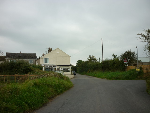 Houses on Byerstead Road