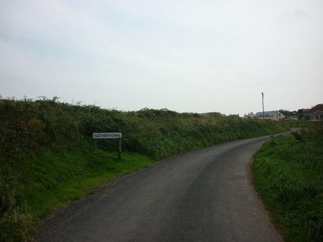Entering Nethertown