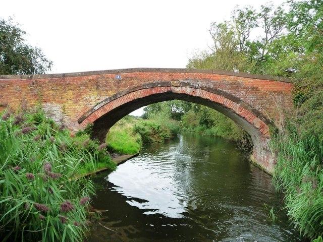 Bridge 3, Linacre Bridge