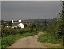 SJ8931 : Pirehill Lane by Derek Harper