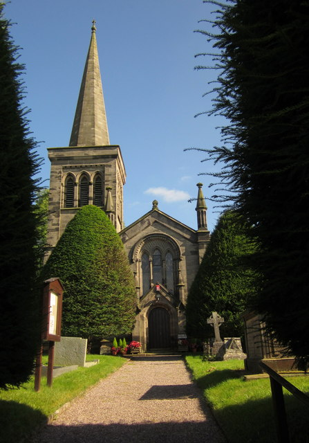 Christ Church, Hilderstone