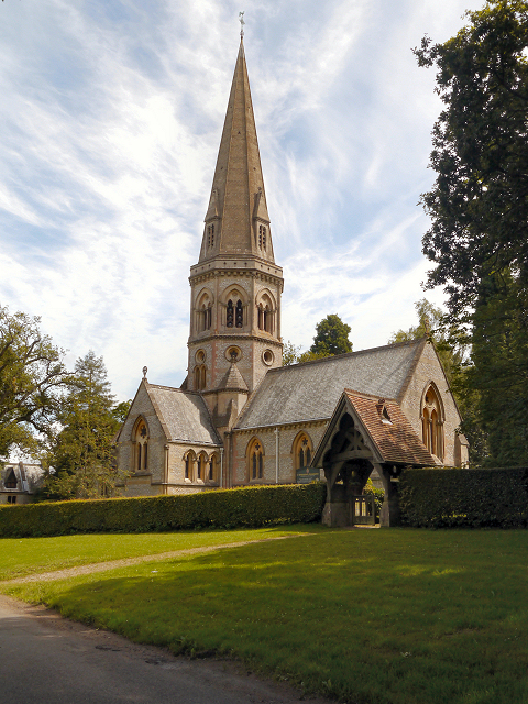 Ranmore Church (St Barnabas)