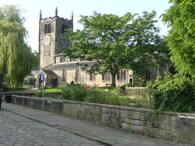 All Saints Church, Old Main Street, Bingley