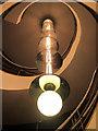 TQ7407 : Light and spiral staircase, De La Warr Pavilion by Oast House Archive