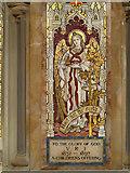 TQ1649 : A Children's Offering, St Martin's Church, Dorking by David Dixon